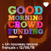 Good Morning Crowdfunding 12/05/15