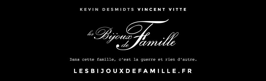 Les bijoux de famille : projet de premier long-métrage de Vincent Vitte et Kevin Desmidts